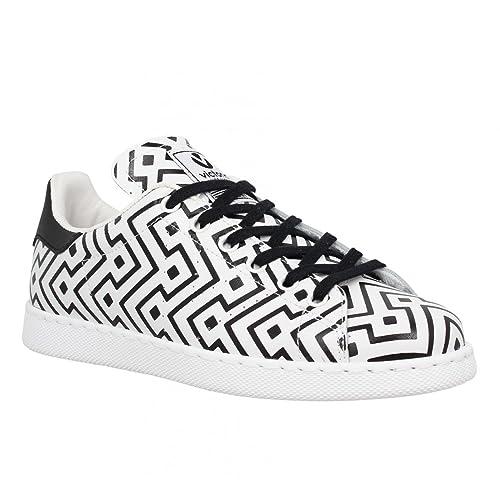 Sacs Chaussures Motif Victoria Noir Blanc 12555 Et S4Oq1Y