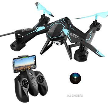 PowerLead RC Drone FPV VR WiFi RC Quadcopter 2.4GHz Giroscopio de ...