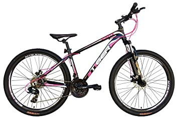 4c8749b1431 Tiger Ace 650B Ladies 21-Speed Mountain Bike - Disc Brakes: Amazon ...