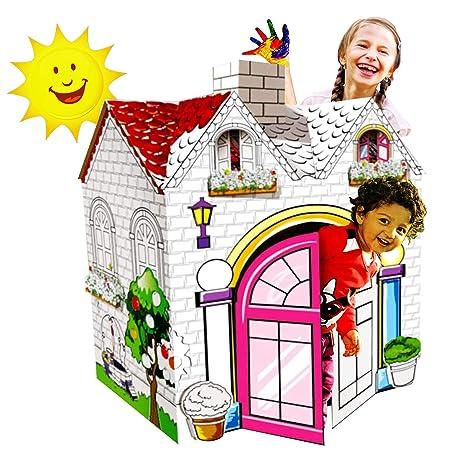 Amazon.com: UC Global Trade Inc Princess Playhouse for Creative ...