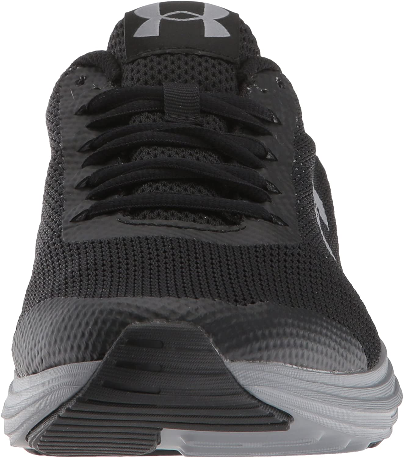Under Armour Men s Sway Running Shoe, Anthracite 100 Zinc Gray, 8.5
