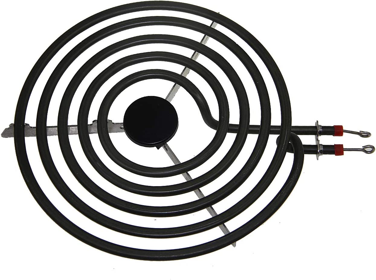 YSLALCT MP21YA 8-inch Surface Burner Element 660533 2100W Electric Range Burner Element Unit Exact fit for Maytag Whirlpool Kenmore