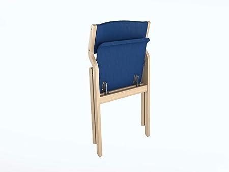 Amazon.com: Lavi Furniture Office Furniture Wooden Chair ...