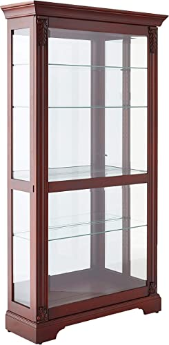 Howard Miller 680-479 Andreus Curio Cabinet
