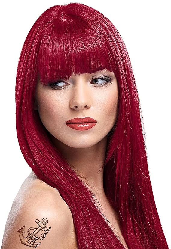 La Riche Directions Colour Hair Dye 88ml (Rose Red)