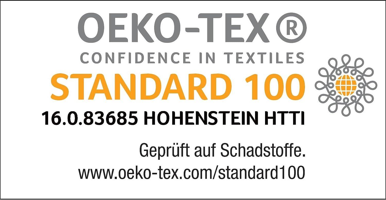 HxB 245x60 cm stone Polyester Heimtexland Type 416 Panneau coulissant en voile avec accessoires Motif vagues Marron naturel 245 x 60 cm