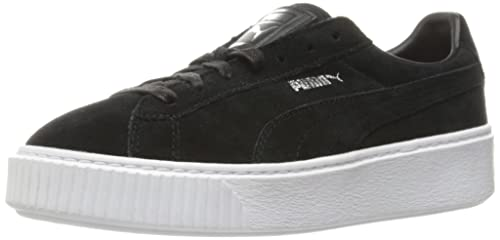 Image Unavailable. Image not available for. Colour  PUMA Women s Suede  Platform Core Fashion Sneaker 70595cdb5