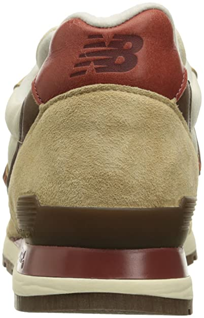 New Balance Herren 996 Distinct Mid Century Modern Schuhe
