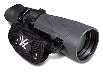Vortex Optics Recon R/T 15x50 Tactical Scope Monocular, Gun