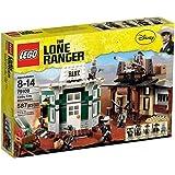 LEGO The Lone Ranger - 79109 - Jeu de Construction - Le Village Western