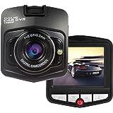 "Dashcam Auto Kamera, Upintek Full HD 1080P DVR Recorder KFZ Kamera 170 Grad Ultra-Weitwinkelobjektiv HDMI-Ausgang Novatek96220 Chipset, G-Sensor, Parkplatz Monitor, Bewegungserkennung, Loop Aufnahme, Nachtsicht 2.31"" TFT LCD"