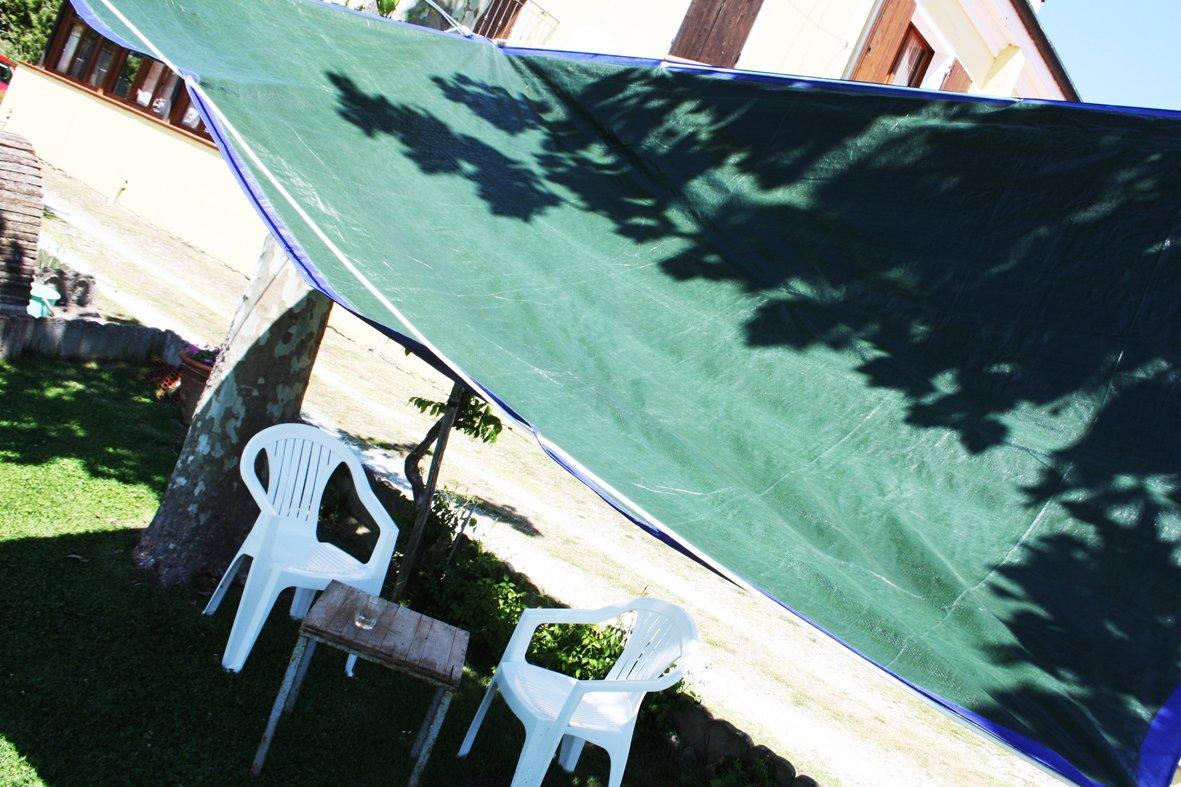 68292 Ferpro 0300152 Labor B/âche en PVC renforc/é avec /œillets vert