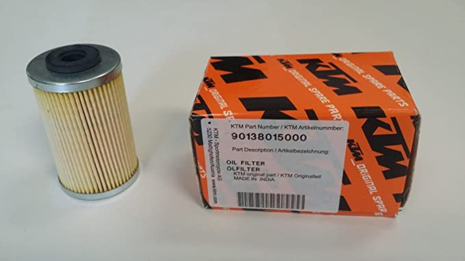 HF155 for KTM RC oil filter