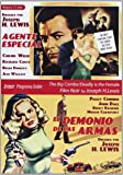 The Big Combo (1955) / Gun Crazy (1950, aka Deadly Is The Female) - Region Free PAL Double