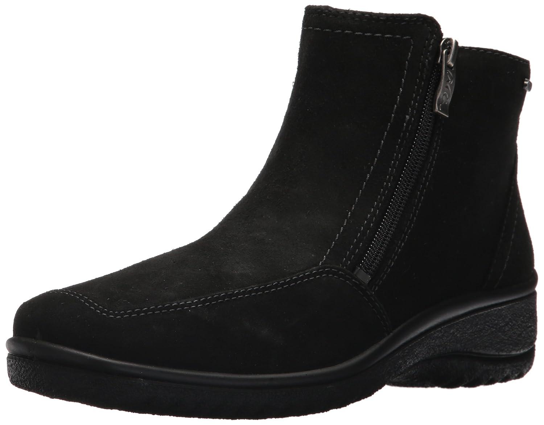ara Women's Mila Ankle Boot B06XHPVTPB 6 B(M) US|Black Suede