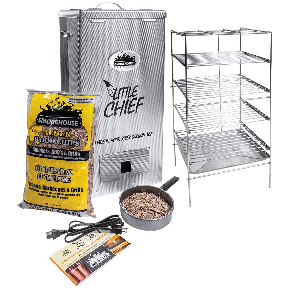 Smokehouse Products Little Chief Top Load Electric Smoker by Smokehouse