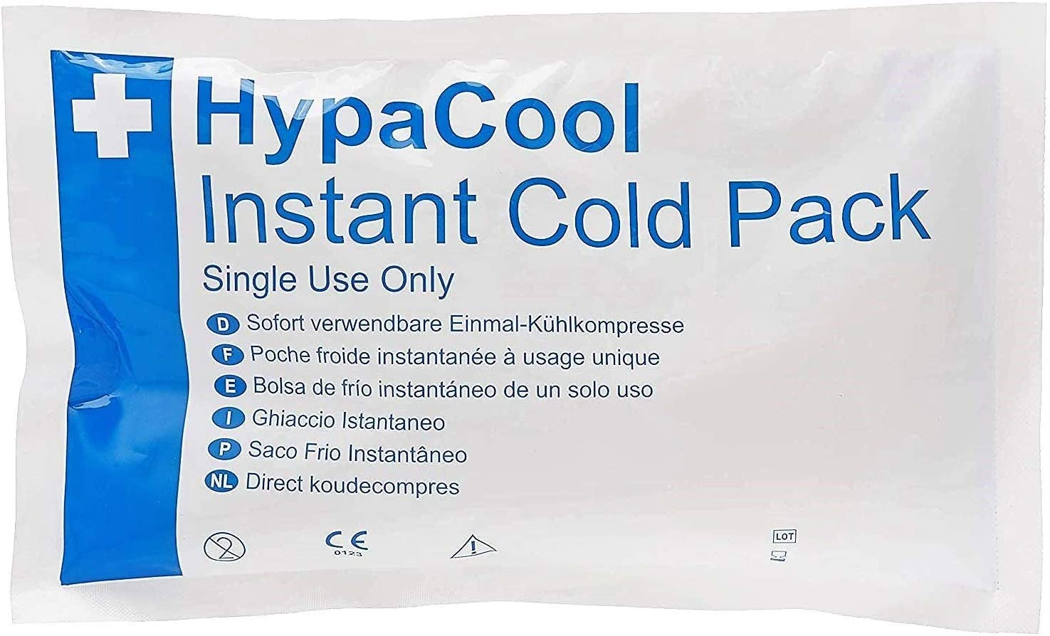 Safety First Aid Q2290PK12 Standard Instant Cold Pack, Standard ...