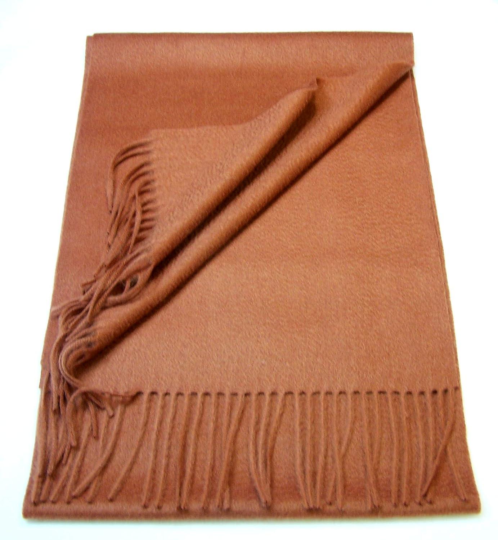 ADAMANT/® Bufanda 100/% Cachemira Hombre Grande Reversilbe Chal Casual Diferentes Colores