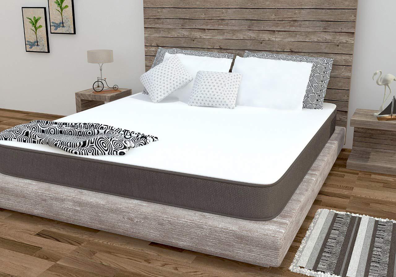 Wake Up Orthopaedic Memory Foam Mattress, Single Size for ₹5,579
