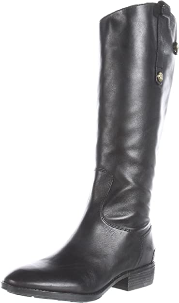 a7eb110c9 Sam Edelman Women s Penny Riding Boot  Amazon.co.uk  Shoes   Bags