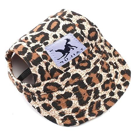 Sijueam - Gorra para perro pequeño cachorro Gato Animales sombrero ...