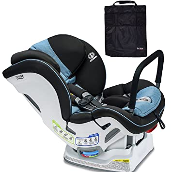 Amazon Com Britax Boulevard Clicktight Arb Convertible Car Seat