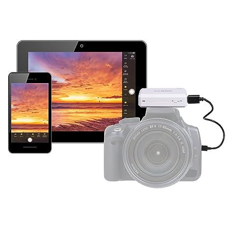 Travelite TL102 - Mando a Distancia inalámbrico para cámaras ...