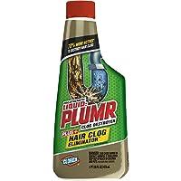 Deals on Liquid-Plumr Hair Clog Eliminator, Liquid Drain Cleaner 16 Ounces