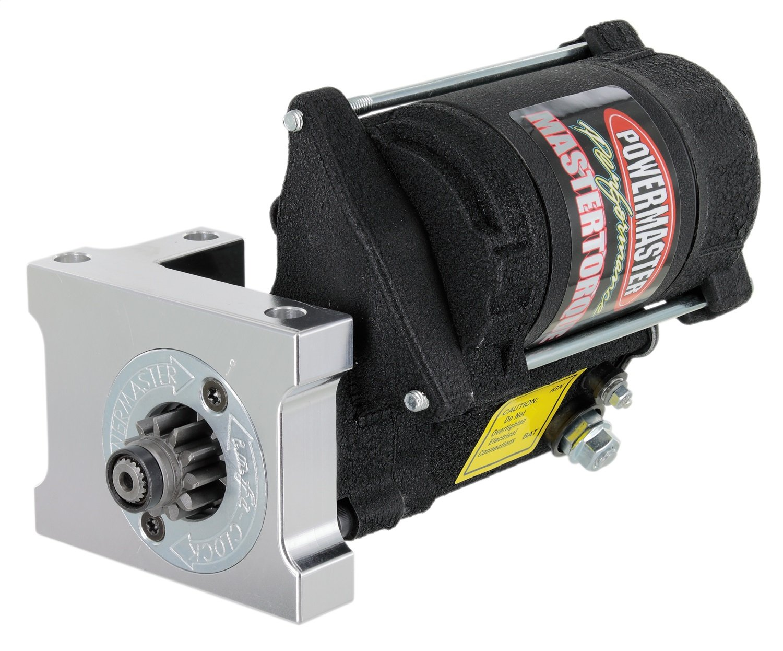 Powermaster 9612 Mastertorque Starter by Powermaster