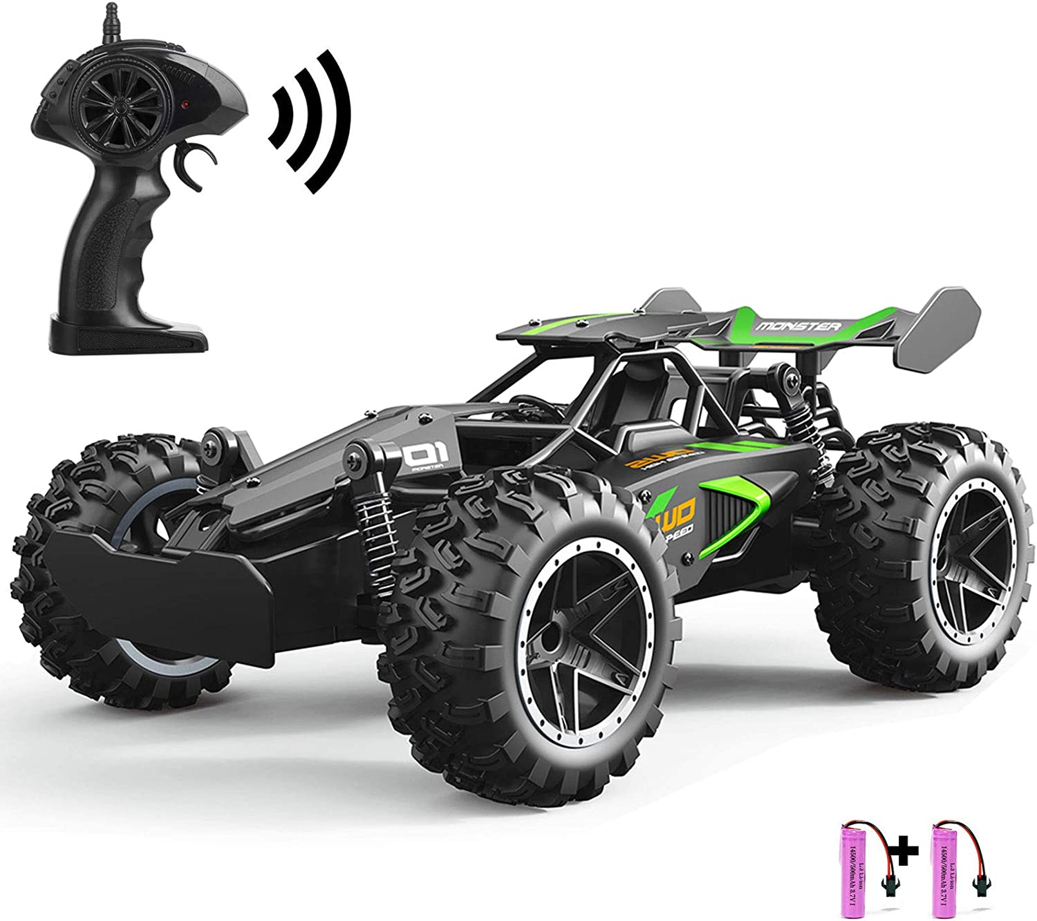 Amazon Com Blexy Rc Cars Water Resistant High Speed Remote Control Car 2 4ghz 2wd Rc Truck 1 18 Remote Control Racing Toy Vehicle Fast Hobby Car For Kids 3063 Black Toys Games