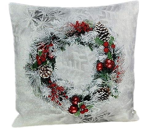 Bettwäsche Kissenbezug 40x40 Cm Sterne Stars Weihnachten