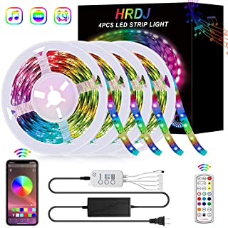 HRDJ LED Strip Lights