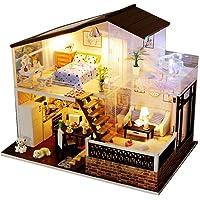 Coil.c Casa De Muñecas 3D con Luz LED