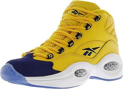 dc127d39cf Reebok Boy s Question Mid High-Top Basketball Shoe