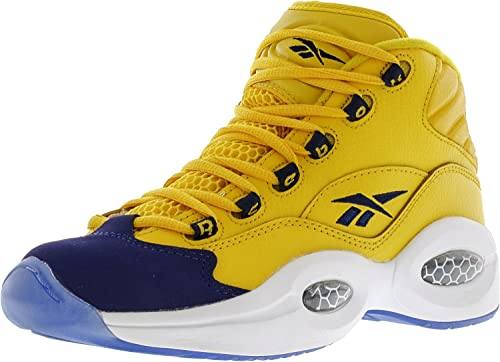 Reebok Boy S Question Mid High Top Basketball Shoe