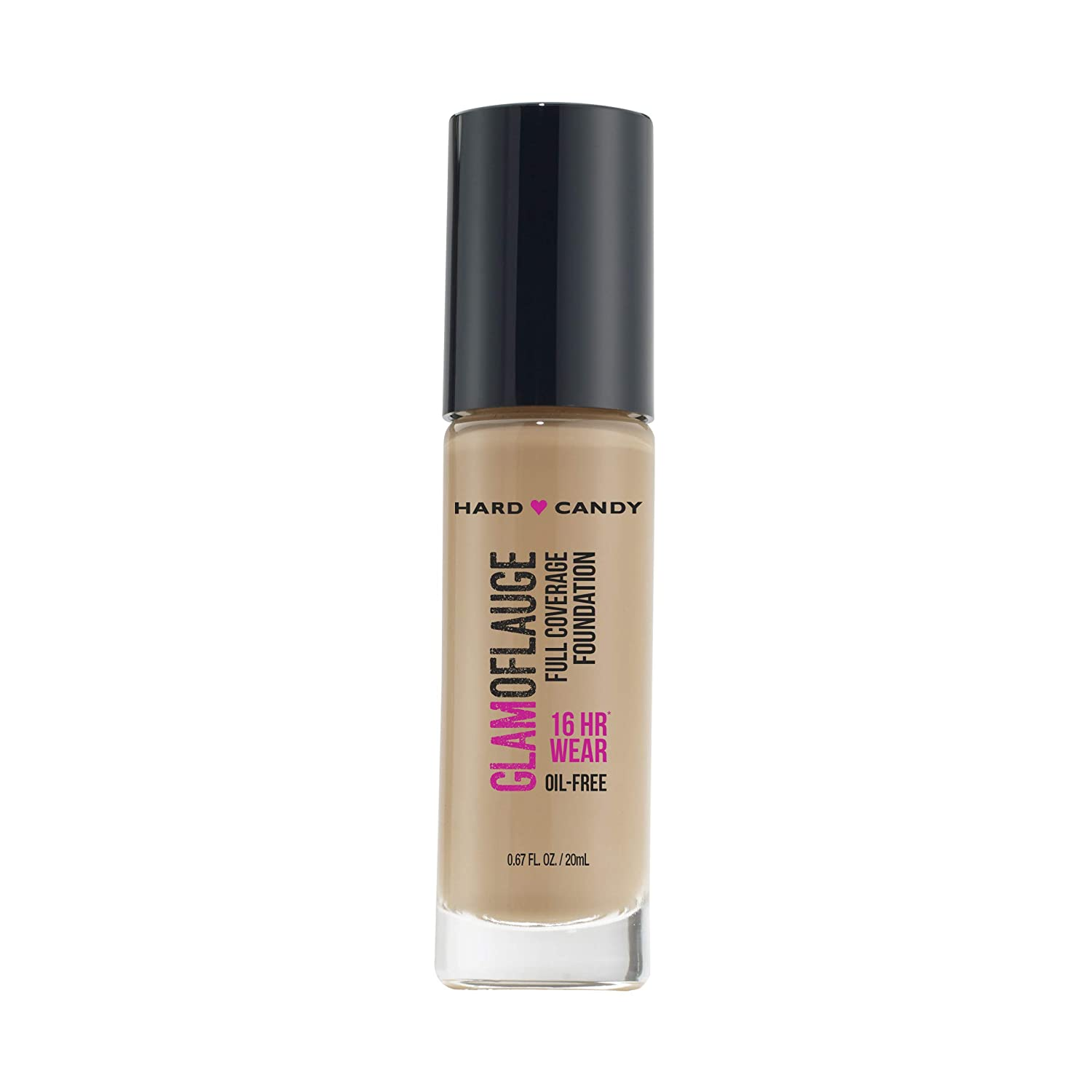 Hard Candy Glamouflage Full Cover Foundation Golden Sand