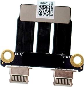 Deal4GO USB-C Type-C Charging Socket DC Power Jack Board Connector for MacBook Pro 13