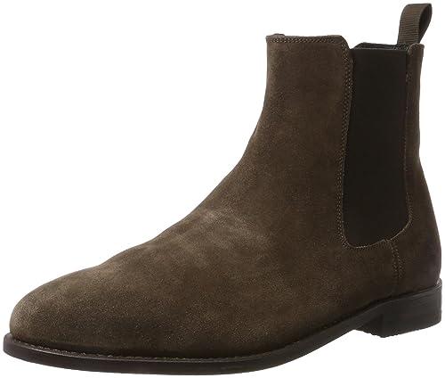 Clarks Ellis Franklin, Botas Chelsea para Hombre: Amazon.es: Zapatos y complementos