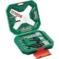 Bosch 2607010608 X-Line Classic Drill and Screwdriver Bit Set, 34 Pieces