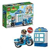 Lego - Duplo Polis Motosikleti (10900)