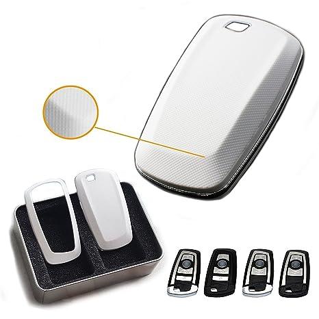 Amazon.com: Keyless Smart Key Fob - Carcasa para BMW 1 3 4 5 ...