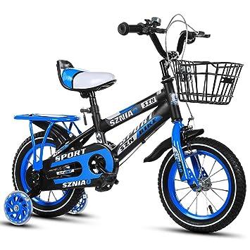 Z&D Bicicletas Para Niños, Bicicleta Con Estabilizador De Alto ...