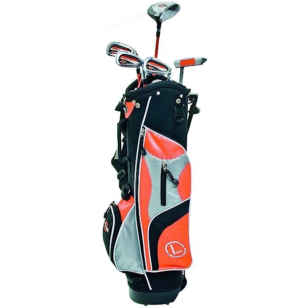 Longridge Junior Challenger - Paquete de golf, 5 palos para ...