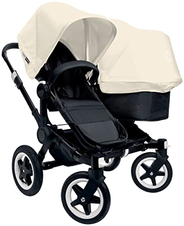 Amazon Com Bugaboo Donkey Complete Duo Stroller Off White