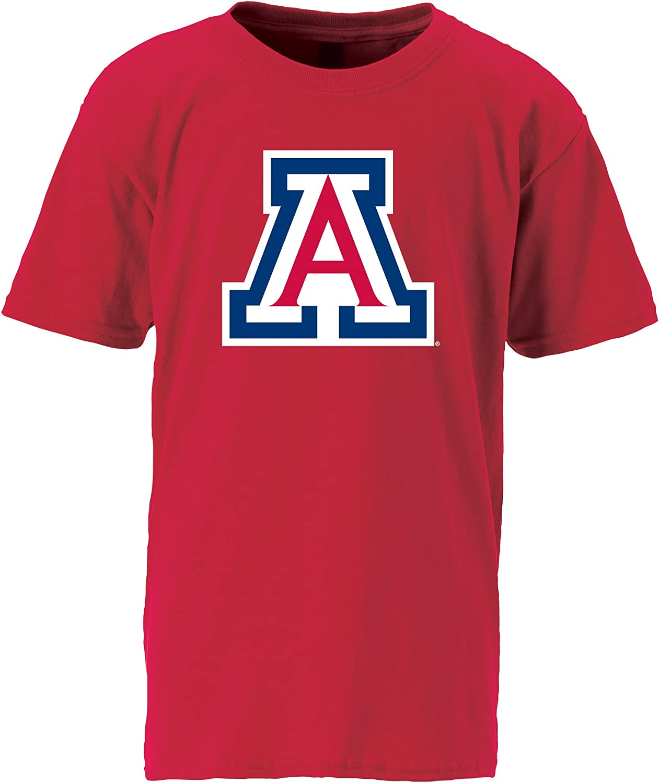 NCAA Arizona Wildcats Kids /& Baby Youth Ouray Short Sleeve Tee Small Red