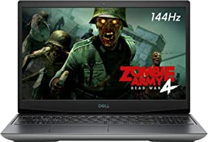 Dell G5 15 Gaming Laptop: Ryzen 7 4800H, 16GB RAM, 256GB SSD, Radeon RX 5600M, 15.6