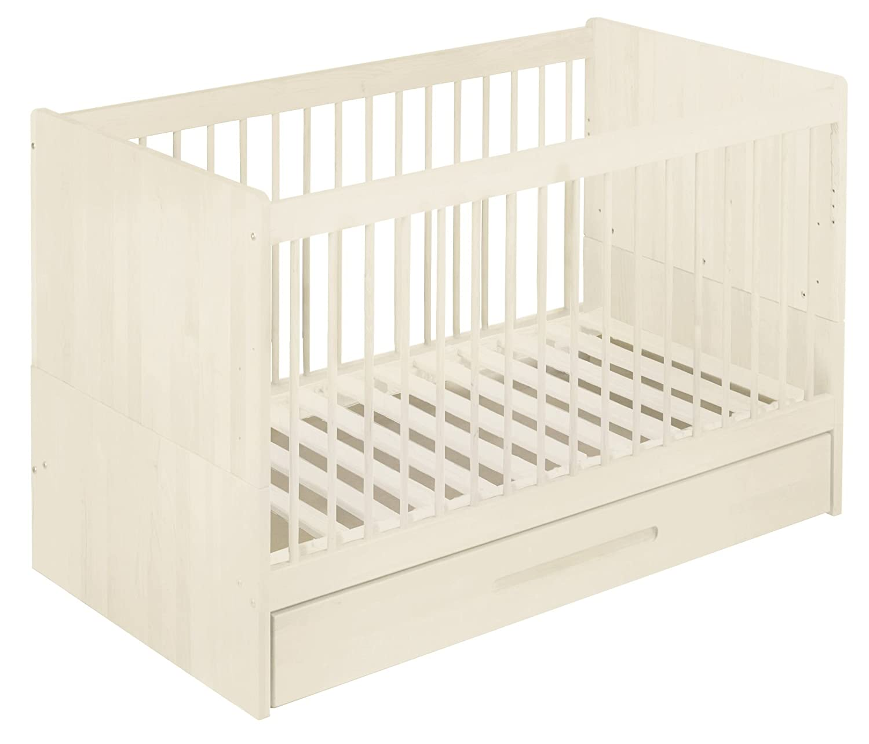 Babybed Aan Bed.Biokinder 22777 Savings Set Lina Babybed Cot 70x140 Cm With