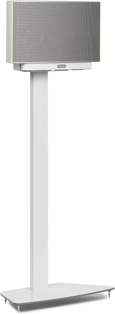 Flexson Flxp5fs1011 Standfuß Für Sonos Play 5 Lautsprecher Weiß Audio Hifi