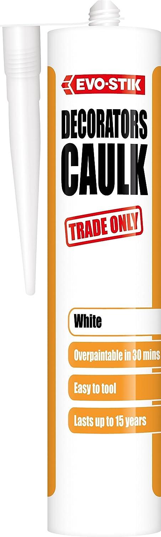 Evo-Stik 635203 - Burlete adhesivo para calafateo (tamañ o: 380ml) 30812940
