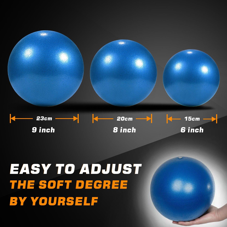 ... MICOK Pilates Ball 5f33f69bc23c